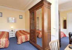 Pension Residence Du Palais - Pariisi - Makuuhuone