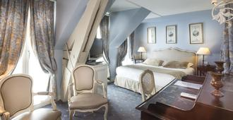 Hotel des Ducs d'Anjou - Pariisi - Makuuhuone