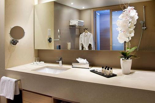 阿波羅尼亞皇家酒店 - 利馬索 - 利馬索爾 - 浴室