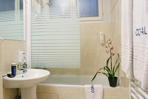 9hotel Bastille - Lyon - Paris - Bathroom