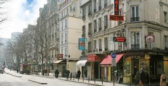 9hotel Bastille - Lyon - París - Edificio