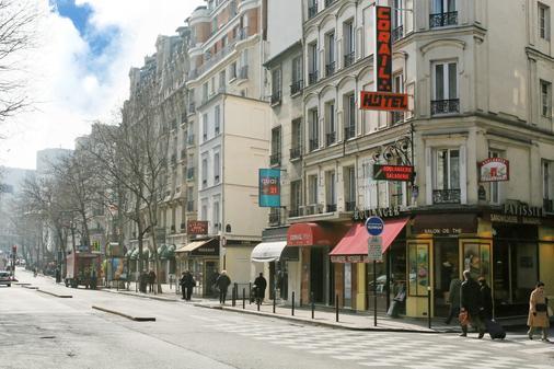9hotel Bastille - Lyon - Παρίσι - Κτίριο