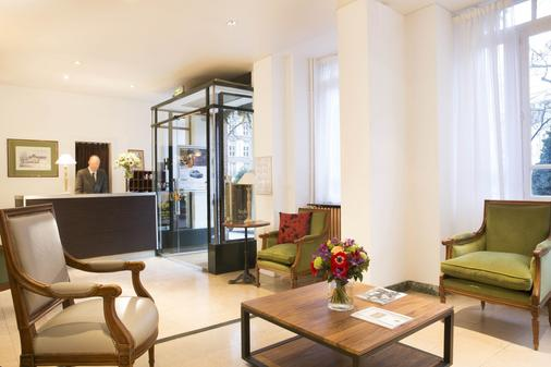 Central Hotel Paris - Paris - Lobby