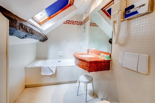 Crystal Hôtel - Paris - Phòng tắm