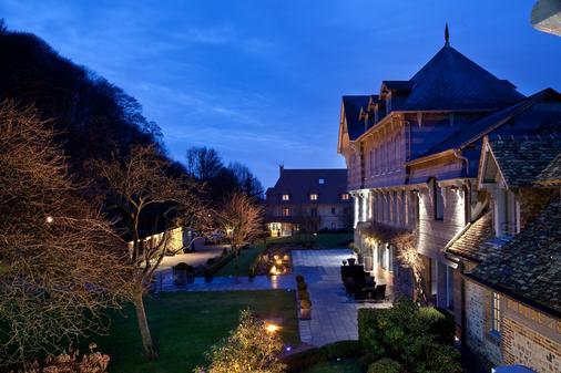 聖西米恩農場酒店 - 宏芙羅 - 翁弗勒爾 - 建築