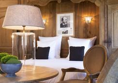 聖西米恩農場酒店 - 宏芙羅 - 翁弗勒爾 - 臥室