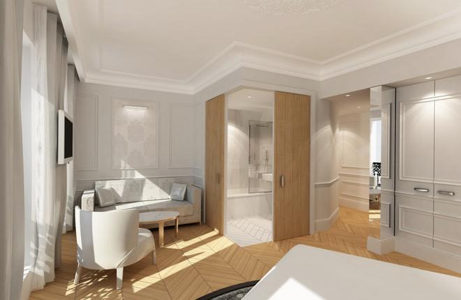 Hôtel Trinité Haussmann - Paris - Lobby