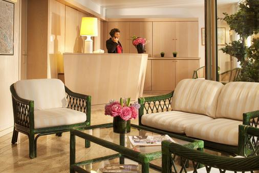 金太平洋酒店 - 巴黎 - 櫃檯