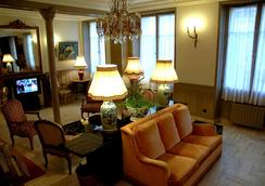 Hotel Beausejour Ranelagh - Paris - Lobby