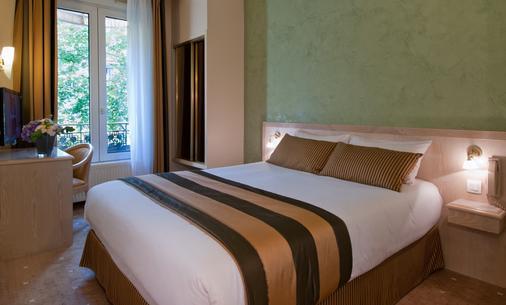 Hotel Champerret Elysees - Paris - Bedroom