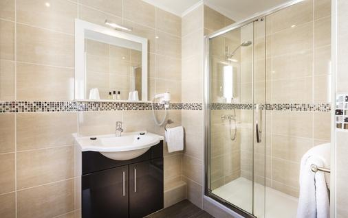 Hotel Chatillon Montparnasse - Paris - Bathroom