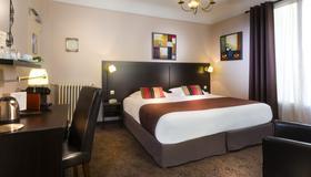 Hotel Chatillon Montparnasse - Paris - Schlafzimmer