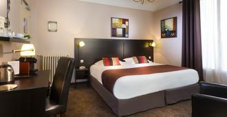 Hotel Chatillon Montparnasse - París - Habitación