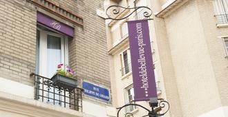 Hôtel de Bellevue Gare du Nord - París - Edificio