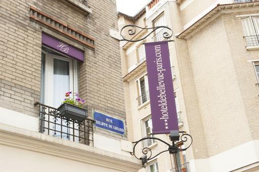 Hôtel de Bellevue Gare du Nord - Paris - Building