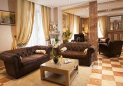 Hôtel de Bellevue Gare du Nord - Paris - Living room