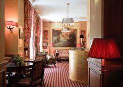 Hotel de l'Abbaye - Paris - Lounge