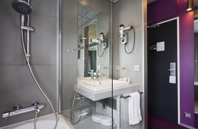 Hotel du Cadran - Pariisi - Kylpyhuone