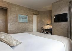 皇帝酒店 - 巴黎 - 巴黎 - 臥室