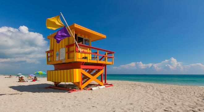 Villa Italia South Beach - Miami Beach - Ranta