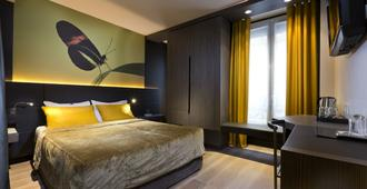 Hotel Elixir Paris - Paris - Bedroom