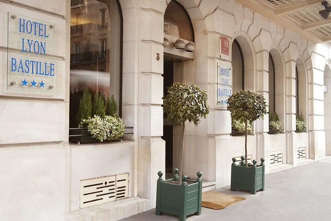 Hotel Lyon Bastille - París - Edificio