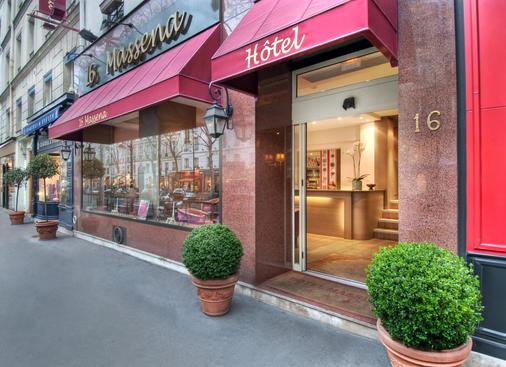 Masséna Hôtel - Pariisi - Rakennus