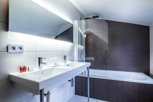 Masséna Hôtel - Pariisi - Kylpyhuone