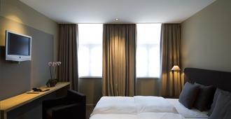 Pol Hôtel - Le Touquet - Schlafzimmer