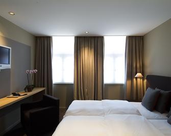 波勒酒店 - 勒圖凱 – 巴黎 – 普拉日 - 樂都給 - 臥室