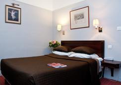 Hotel Tamaris - Paris - Bedroom