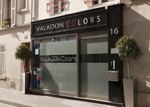 Hotel Valadon Colors - Paris - Building