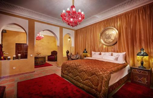 Riad Wow - 馬拉喀什 - 馬拉喀什 - 臥室