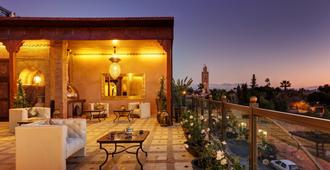 Riad Wow - Marrakech - Patio