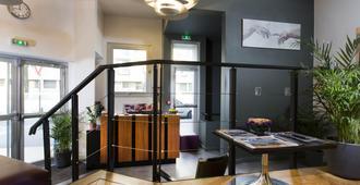 Hotel Ambre - París - Lobby