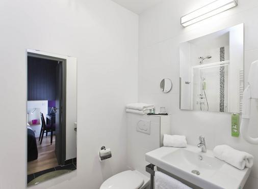 Hotel Ambre - Paris - Phòng tắm