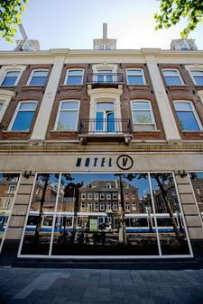 Hotel V Frederiksplein - Amsterdam - Toà nhà