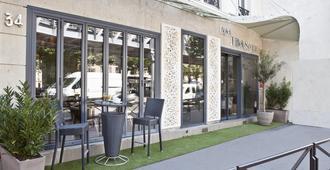 Hotel Eiffel Segur - Pariisi - Rakennus