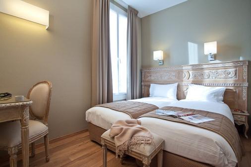 Hôtel Du Printemps - Paris - Phòng ngủ