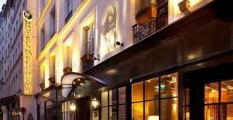 Hotel De Fleurie - Париж - Здание