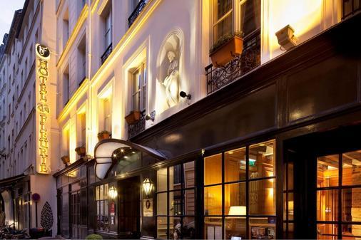 Hotel De Fleurie - Pariisi - Rakennus