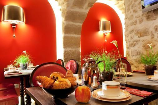 Hotel De Fleurie - Pariisi - Ruoka
