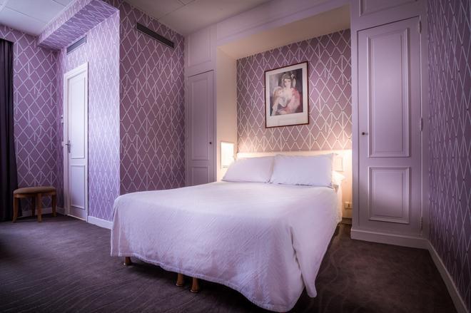 Hotel Royal Opera - Pariisi - Makuuhuone