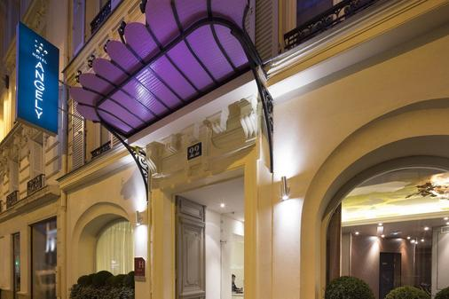 Albert's Hotel - Paris - Building
