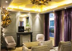 Albert's Hotel - Paris - Lobby