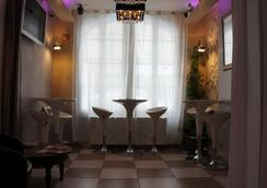 Hotel Nation Montmartre - París - Sala de estar