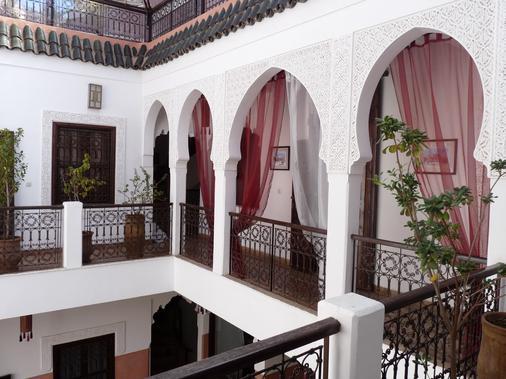 里亞德安雅酒店 - 馬拉喀什 - 馬拉喀什 - 建築