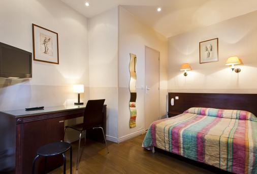 拉夏貝爾北部巴黎火車站酒店 - 巴黎 - 巴黎 - 臥室