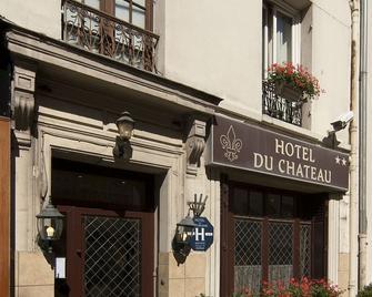 Hôtel du Château - Vincennes - Building