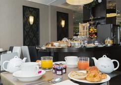 Hotel Elysees Bassano - Pariisi - Oleskelutila